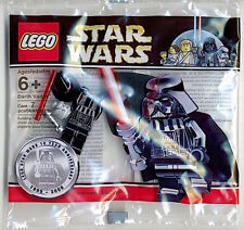 LEGO Star Wars - Darth Vader - 10 Year Anniversary Promotional Minifig Polybag