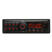 NUOVO Originale Clarion USB / MP3 / WMA Radio Auto media RECIEVER-Nero