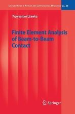 Finite Element Analysis of Beam-To-Beam Contact 53 by Przemyslaw Litewka...