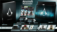 ASSASSIN'S CREED REVELATIONS ANIMUS COLLECTOR'S EDITION (PC) PAL UK SEALED