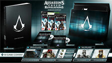 ASSASSIN'S CREED REVELATIONS ANIMUS COLLECTOR'S EDITION (Xbox) 360 PAL UK SEALED