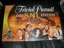 Trivial Pursuit Saturday Night Live Edition New In Box Parker Brothers 2004