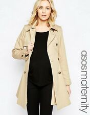 Asos Maternity Jacket Coat Mac Size 8 *WORN ONCE*