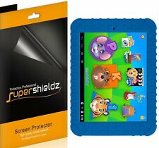 3X HD Clear Screen Protector For School Zone Little Scholar Kids Learning Tablet