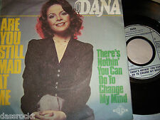"7"" - Dana / Are you still mad at me & There´s nothin you can do to change # 2863"