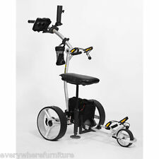 NEW 2016 Bat Caddy X4R Lithium Battery Remote Control Electric Golf Trolley Cart