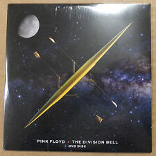 PINK FLOYD ~THE DIVISION BELL ~NEW~ 5.1 Multichannel DVD AUDIO+ ~20th Anniv~ OOP