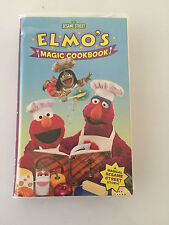 Sesame Street - Elmo's Magic Cookbook (VHS, 2001)