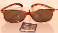 Men's ACTIVE Sunglasses Italian design.UV 400 * NEW * Turtle Frames.