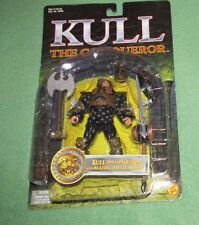 KULL THE CONQUEROR WITH BLAZING BATTLE ARMOR MOC