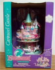 Starcastle CAROUSEL CASTLE Playset Polly Pocket Vintage Trendmasters NEW MIB