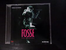 CD ALBUM - FOSSE - THE MUSICAL - ORIGINAL CAST RECORDING