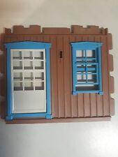 Playmobil 3770 Colorado Springs Westernhaus Front mit Tür und Fenster NR: 1186
