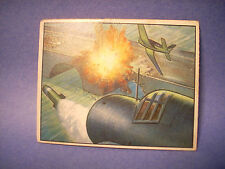 1951 BOWMAN GUM FIGHT THE RED MENACE #34 TINY TIM CARD