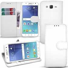 For SAMSUNG GALAXY J5 J500f -Wallet Leather Case Flip Stand Cover + Screen SP