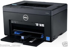 BRAND NEW IN THE BOX DELL C1760NW COLOR LASER PRINTER FAST FREE SHIPPING
