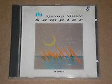 TIM HEINTZ, PAUL RUSSO, CARLOS REYES - TBA SPRING MUSIC SAMPLER - CD