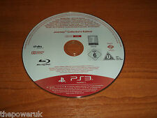 JOURNEY COLLECTORS EDITION PROMO-SONY PS3 PLAYSTATION COMPLETO GIOCO PROMOZIONALE