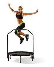 Cardio Fitness Trampoline Exercise Workout Mini 40 Inch Gym Rebounder Aerobic