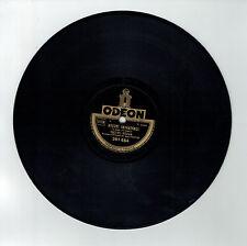 78T Michel ROGER Disque Phonographe AUCUNE IMPORTANCE Chanté ODEON 281664 RARE