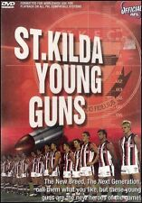 ST KILDA YOUNG GUNS - Official Aussie Rules Footy Football AFL DVD (NEW SEALED)