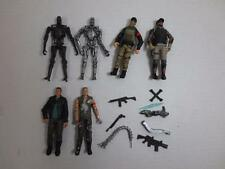 SET 6 TERMINATOR SALVATION action figures MINT LOOSE COMPLETE vhtf 3 3/4""
