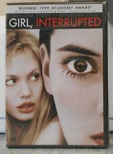 Girl, Interrupted (DVD 2000) RARE ANGELINA JOLIE WINONA RYDER DRAMA BRAND NEW