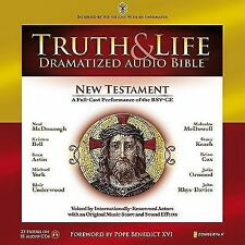 Truth and Life Dramatized Audio Bible New Testament, Falcon Picture Group, Zonde