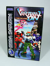 Virtual on Cyber Troopers para Sega Saturn sin abrir en caja Sega SS