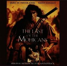 THE LAST OF THE MOHICANS 2 VINYL LP NEW+