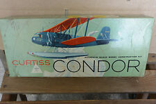 KLEEWARE 1/84 CURTISS CONDOR ORIGINAL ISSUE FROMA COLLECTION COMPLETE UNMADE
