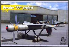 """Unicraft Models 1/72 DORNIER """"PP"""" PROJECT German WWII Experimental Aircraft"""