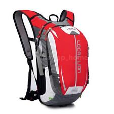 18L Cycling Bicycle Shoulder Backpack Outdoor Sports Hydration Water Bag R8D1