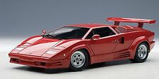 AUTOART LAMBORGHINI COUNTACH 25th ANNIVERSARY EDITION RED 1:18*New Item!