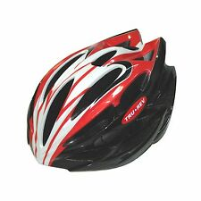 TruRev Cyclist Helmet: Ultra Light bicycle helmet  S/M