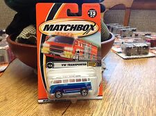 Matchbox Highway Heroes VW Transporter Series Bulldozer   # 12