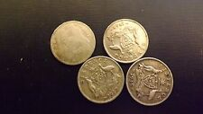 SIXPENCE LOT SOME SCARCE AND DECENT COINS IN THESE LOTS B