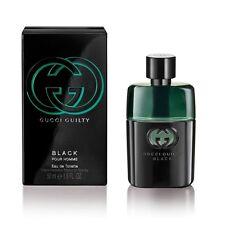 Gucci Guilty Black Pour Homme Eau De Toilette 90ml for Men