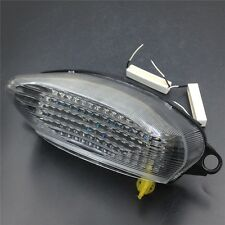 Led Tail Light Turn Signal For 1998-2005 Honda Super Hawk Vtr1000F Clear