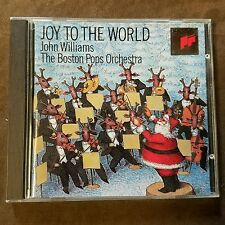 Joy To The World John Williams The Boston Pops Orchestra Sony Classical CD