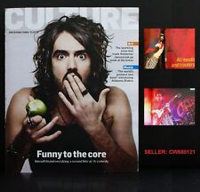 THE SUNDAY TIMES CULTURE MAGAZINE - RUSSELL BRAND - ALABAMA SHAKES - JULY 2012