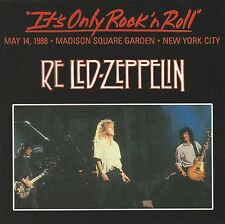 LED ZEPPELIN - Its Only Rock'n Roll (CD) Private Collection, Shipped Next Day