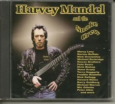 Harvey Mandel and The Snake Crew / Elvin Bishop / Barry Goldberg Brand New CD