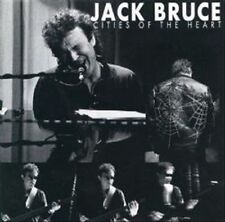 Cities of the Heart [Remastered] by Jack Bruce (CD, Jan-2014, 2 Discs,...