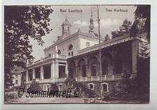 Bad Landeck  Das Kurhaus   1911 Schlesien Niederschlesien Lądek-Zdrój
