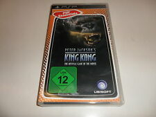 PlayStation Portable PSP  Peter Jackson's King Kong [Essentials]