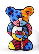 """ROMERO BRITTO """"DREAM"""" TEDDY BEAR FIGURINE  *** NEW ***"""