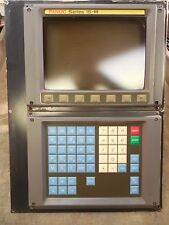 Fanuc Operator Interface Monitor A61L-0001-0092 MDT947B-1A w. Keyboard Used