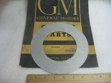 1957-1965 CHEVROLET GMC BIG TRUCK 2 SPEED EATON REAR END CLUTCH PLATE GM NOS