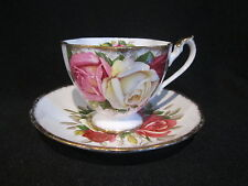 Queen Anne - Lady Sylvia - Teacup and Saucer